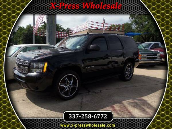 ***$4000 off Retail***08 Chevrolet Tahoe LT 3rd row