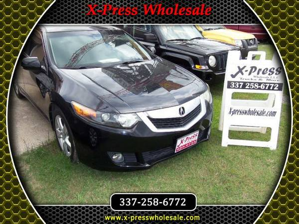 ***QUALITY***10 Acura TSX Automatic 4dr