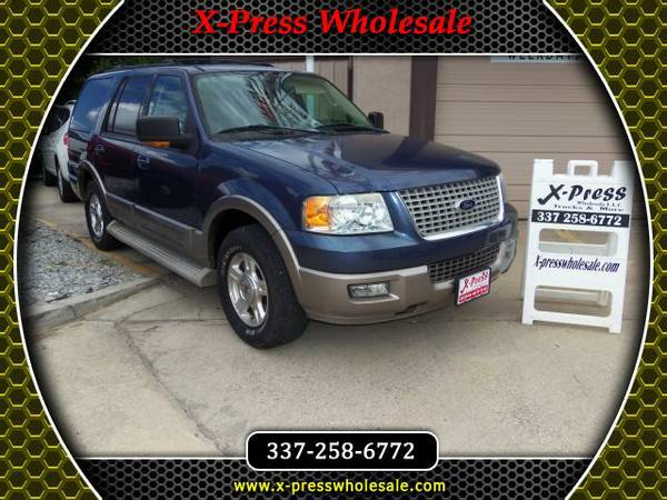 ***3rd Row & 118k Mi.***04 Ford Expedition Eddie Bauer 5.4L 2WD