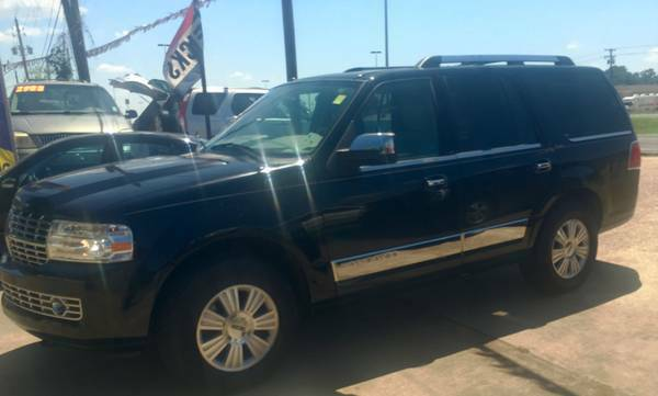 2008 LINCOLN NAVIGATOR-LOW MILES