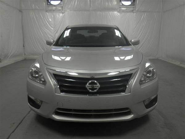 2015 Nissan Altima 2.5 Sedan Altima Nissan