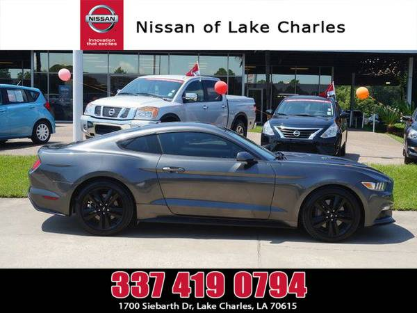*2015* *Ford Mustang* ** *Magnetic Metallic*
