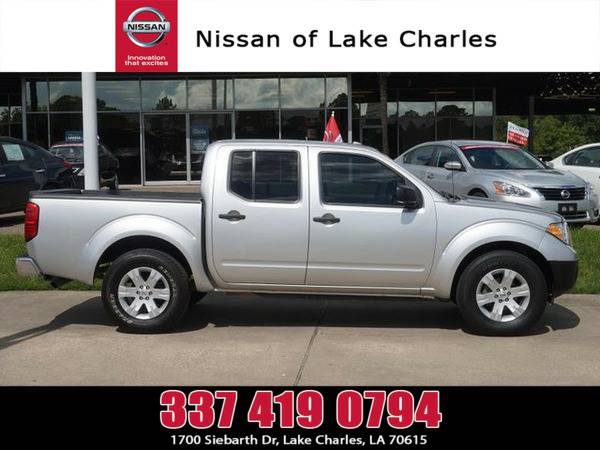 *2015* *Nissan Frontier* ** *Silver*