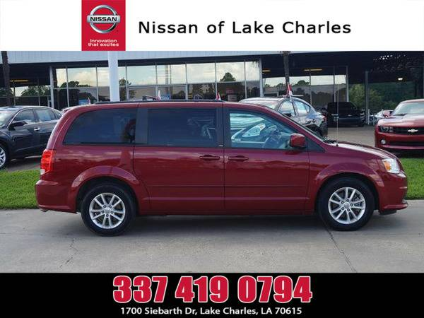 *2014* *Dodge Grand Caravan* ** *Deep Cherry Red Crystal Pear*