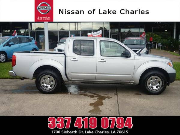 *2014* *Nissan Frontier* ** *Silver*