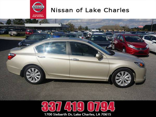 *2013* *Honda Accord* ** *Champagne Frost Pearl*
