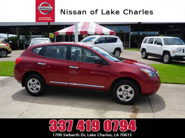 *2014* *Nissan Rogue* ** *Cayenne Red*