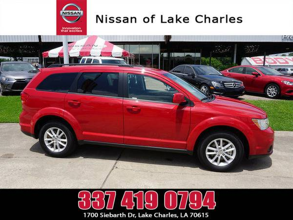 *2016* *Dodge Journey* ** *Redline 2 Coat Pearl*