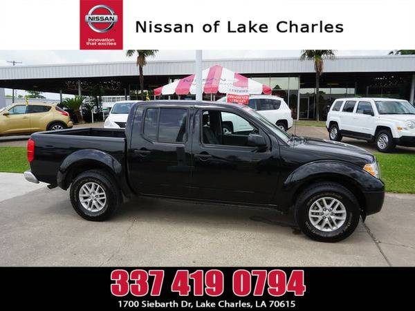 *2016* *Nissan Frontier* ** *Magnetic Black*
