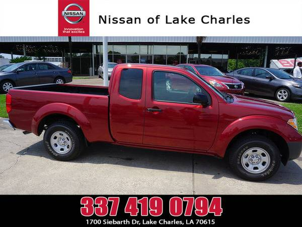 *2016* *Nissan Frontier* ** *Cayenne Red*