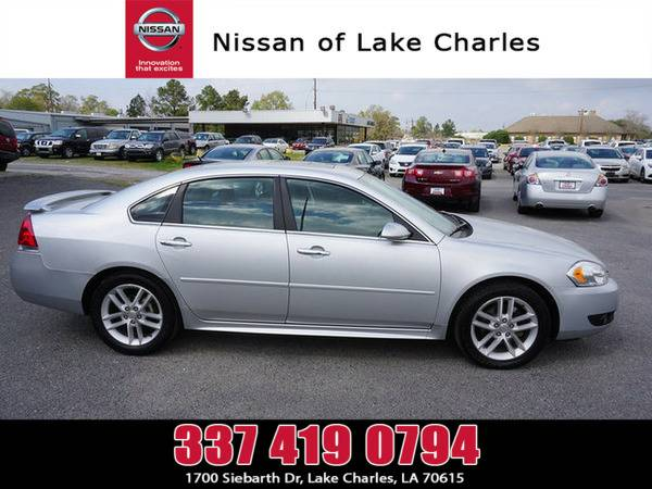 *2015* *Chevrolet Impala* ** *Silver Ice Metallic*