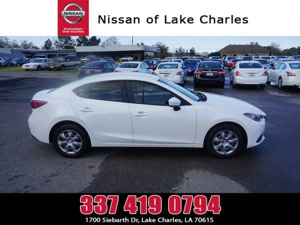 *2014* *Mazda Mazda3* ** *Snowflake White Pearl Mica*
