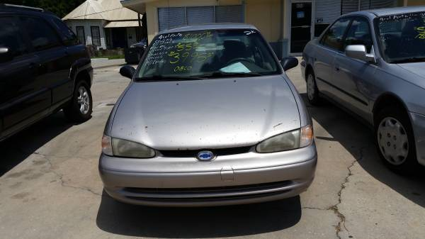 2000 Chevy Prism 4dr auto a/c 141K $900dn or a cash bargain