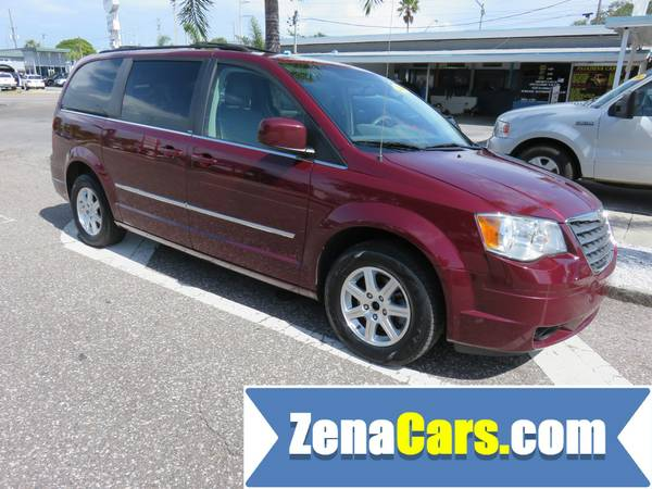 2009 1 OWNER CHRYSLER TOWN & COUNTRY TOURING LOADED