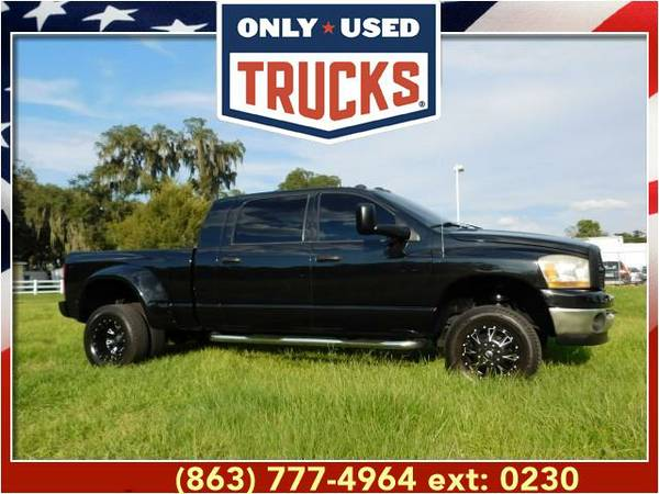 2006 *Dodge Ram 3500* SLT (6cyl, 5.9L, 325.0hp) WE SPECIALIZE IN...
