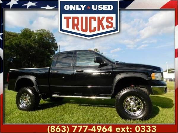 2005 *Dodge Ram 2500* SLT LIFTED (8cyl, 5.7L, 345.0hp) WE SPECIALIZE...