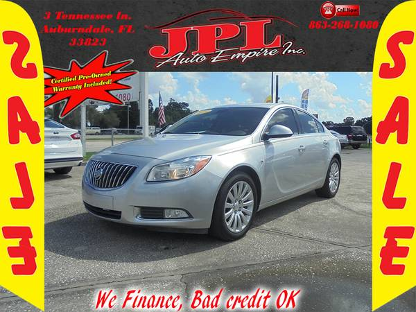 2011 Buick Regal *LOW PAYMENTS!*