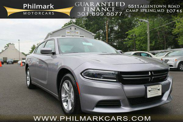 2015 *Dodge* *Charger* 4dr Sedan SE RWD Moving Units! $795 Down, Drive