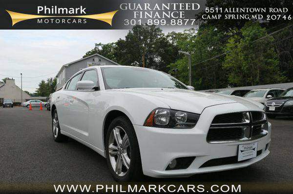 2012 *Dodge* *Charger* SXT AWD Moving Units! $795 Down, Drive Now!