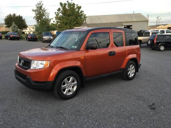 2011 Honda Element EX, All Wheel Drive!!!