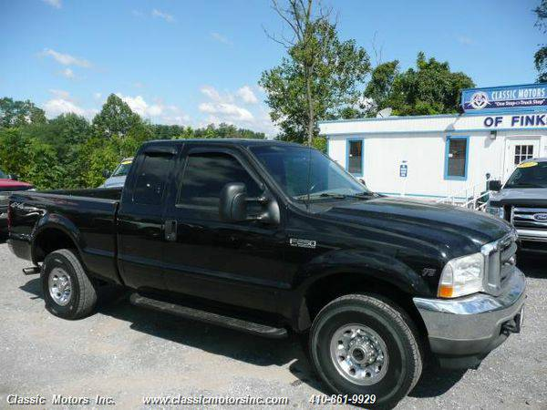 2002 *Ford* *F-250* SuperDuty XLT 4X4 - CALL/TEXT TODAY!