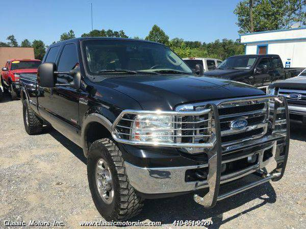 2006 *Ford* *F-250* CrewCab Lariat 4X4 - CALL/TEXT TODAY!