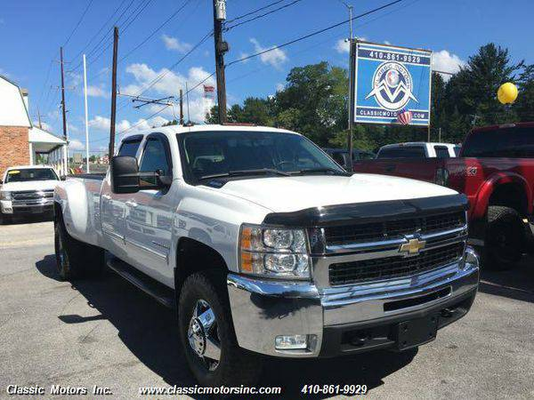 2009 *Chevrolet* *Silverado* *3500* CrewCab LTZ 4X4 - CALL/TEXT TODAY!