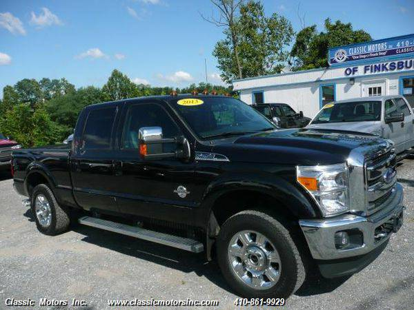 2013 *Ford* *F-250* CrewCab Lariat 4X4 - CALL/TEXT TODAY!