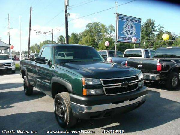 2007 *Chevrolet* *Silverado* *2500* LS - CALL/TEXT TODAY!