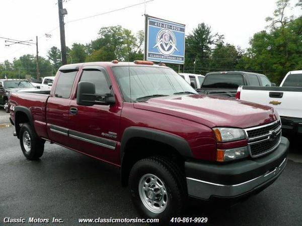 2007 *Chevrolet* *Silverado* *2500* ExtendedCab LT3 4X4 - CALL/TEXT TO
