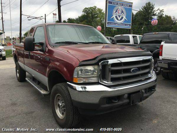 2004 *Ford* *F-350* SuperCab XLT 4X4 - CALL/TEXT TODAY!