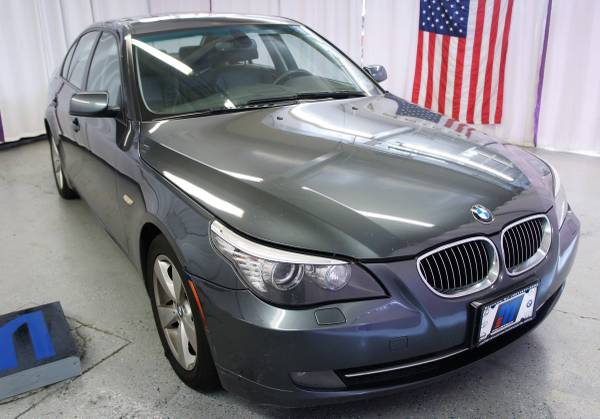 2008 BMW 5 Series 528xi Sedan ALL WHEEL DRIVE!!! $7,954