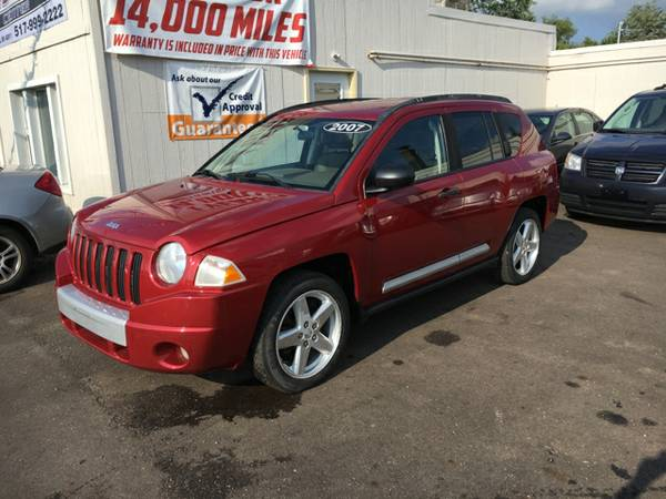2007 Jeep Compass *Limited* // CREDIT APPROVED ✔ // + 1 YEAR...