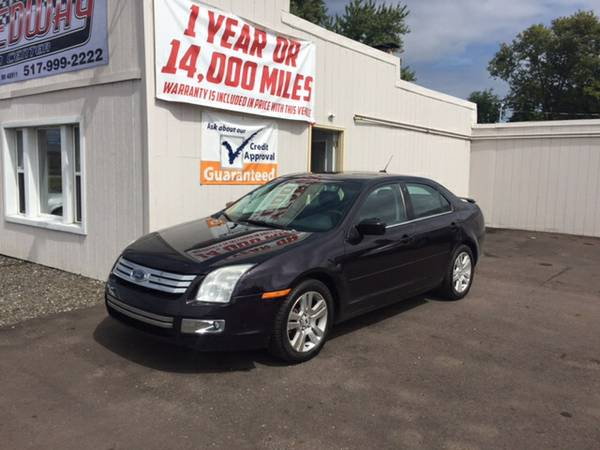 2007 Ford Fusion SEL V6 // LOADED // 1 YEAR WARRANTY INCLUDED IN PRICE