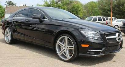 EXCELLENT 2014 MERCEDES~BENZ CLS 550! TWIN TURBO! LIKE NEW! HURRY!!!!!