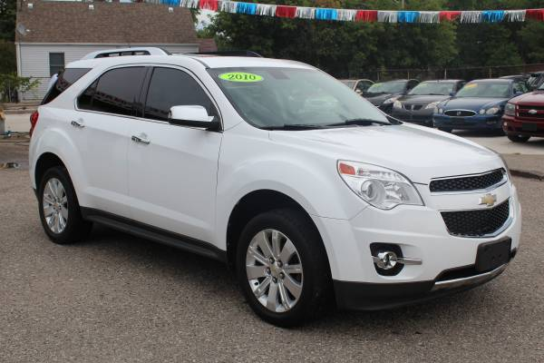 2010 CHEVY EQUINOX! // LTZ! AWD! LOADED! // YOUR FINANCING IS APPROVED