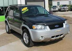 2007 FORD ESCAPE ^^ XLT AWD! ^^ BAD CREDIT IS NO PROBLEM!! CALL TODAY!