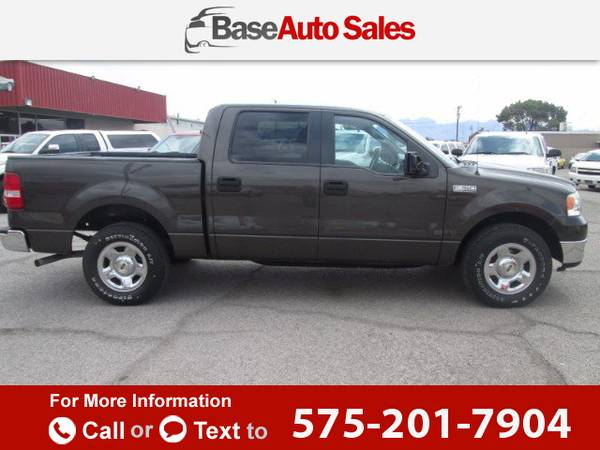 2005 *Ford* *F-150* *Lariat* *SuperCrew* *2WD* 91k miles