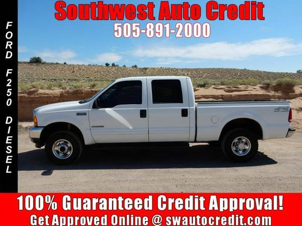 2001 Ford F-250 Super Duty SUPER DUTY *IN HOUSE FINANCING*