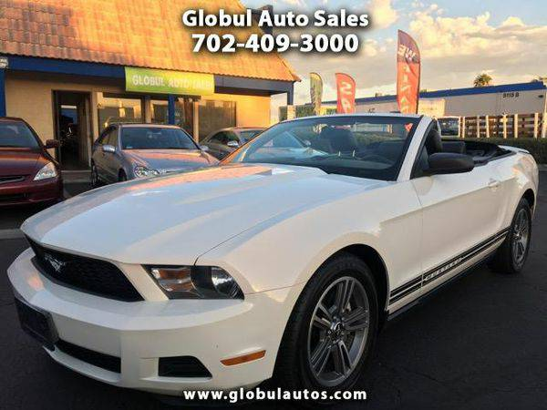 2010 *Ford* *Mustang* V6 Premium Convertible