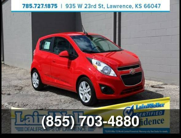 Used 2015 Chevrolet Spark LS