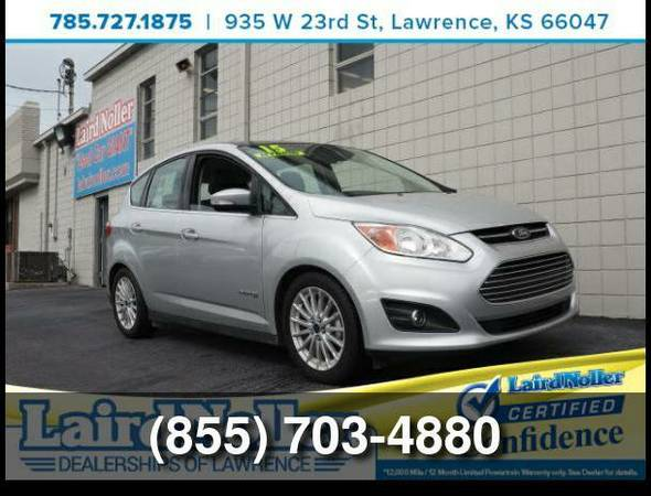 Used 2015 Ford C-Max Hybrid SEL