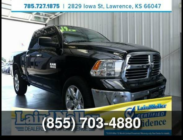 Used 2014 Dodge Ram 1500 Big Horn