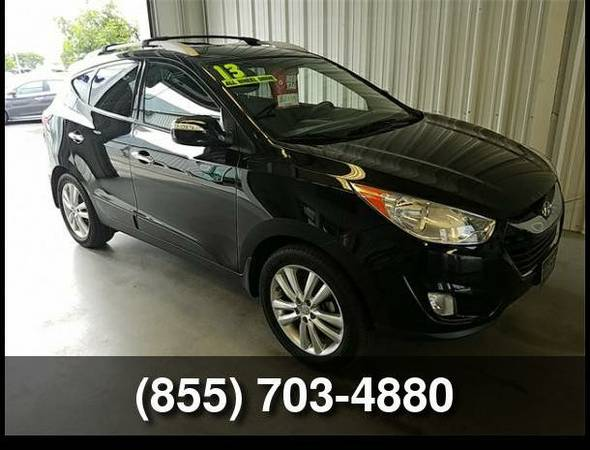 Used 2013 Hyundai Tucson Limited