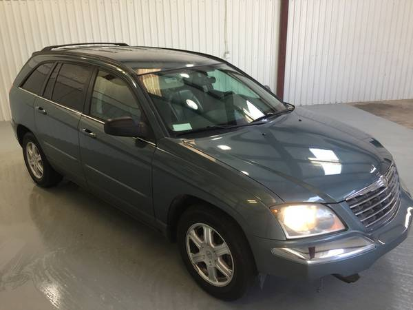 2005 CHRYSLER PACIFICA TOURING**AWD**LEAHTER**REAR DVD**TINT**KEYLESS