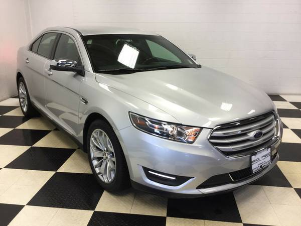 2016 FORD TAURUS LIMITED LEATHER LOADED! LOW MILES! FACTORY WARRANTY!!