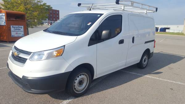 2015 CHEVROLET EXPRESS UTILITY VAN!!!! GREAT COMMERCIAL VEHICLE!!!