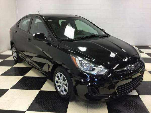 2014 HYUNDAI ACCENT GLS FACTORY WARRANTY!! LOW MILES!! SUPER NICE!!