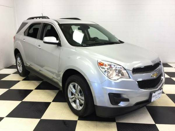 2013 CHEVY EQUINOX LT PERFECT! FUEL SAVER! GREAT DEAL!
