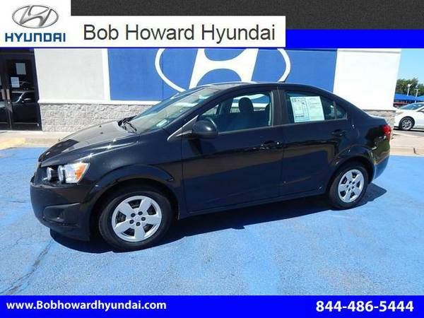 2014 Chevrolet Sonic - *GET TOP $$$ FOR YOUR TRADE*